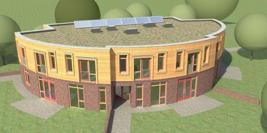 jeugdhuis Scorlewald te Schoorl (1)