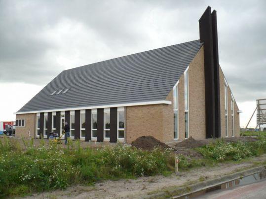 kerkgebouw te Nijkerk (3)