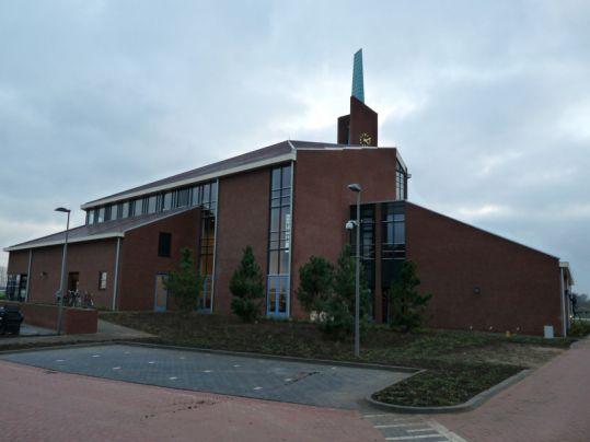 kerkgebouw Geref. Gem te Barneveld (1)