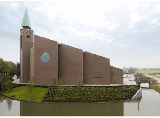 kerkgebouw te Barneveld (1)